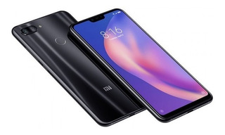 Xiaomi Mi8 Lite 4/64gb-preto *promoção**brinde/pelicula**