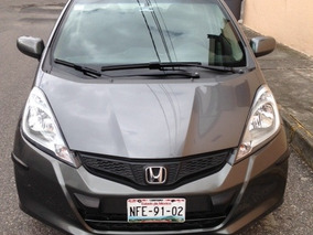 Honda Fit 1.5 Ex At B/a Cvt