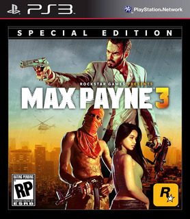 Max Payne 3 Complete Edition Digital Latino Ps3