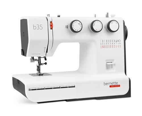 Máquina De Coser Bernette B35 (bernina) Costura Perfecta