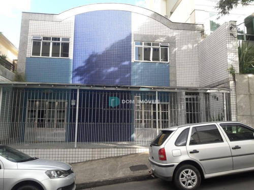 Imagem 1 de 10 de Casa Comercial No Centro De Juiz De Fora-mg. - Ca0179