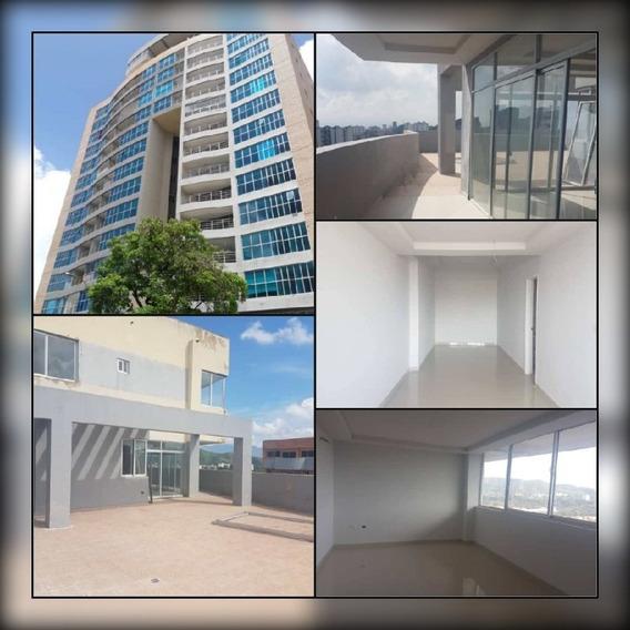 Espectacular Penthouse En Prebo Sabana Larga. Res. Sevilla R