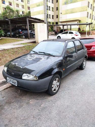Imagem 1 de 4 de Ford Fiesta Endura Endura