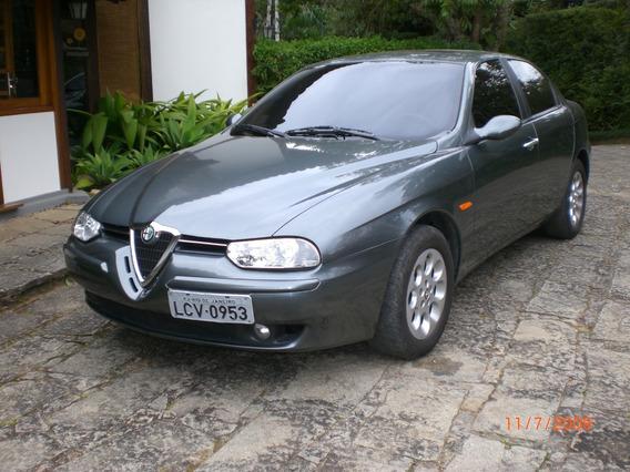 Alfa Romeo 156 Elegant 1999 2.0twin