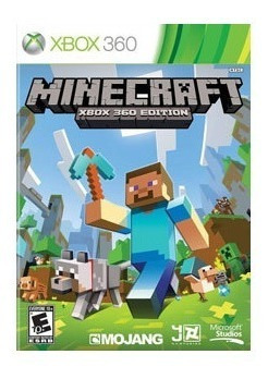 Minecraft Edition Mídia Digital Xbox 360