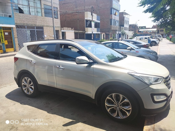 Hyundai Santa Fe 2014 Gls Version Full