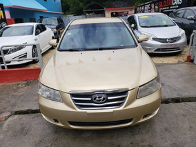 Hyundai Sonata Hay Un Blanco 2010 Con 85mil De Inicial