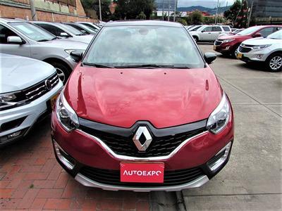 Renault Captur Intense Sec 2 Gasolina 4x2