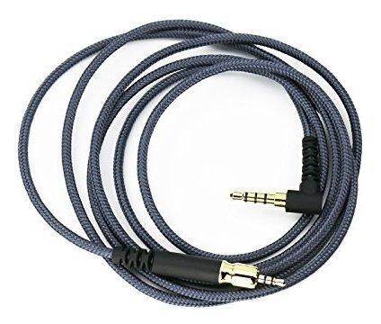 Cable De Audio De Repuesto Newfantasia Para Sennheiser Game