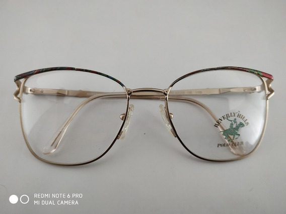 Óculos #receituário Metal #gatinho Po 030ov-g