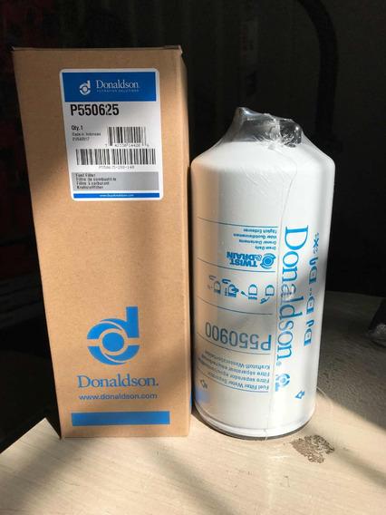 Filtros Combustível Caterpillar Donaldson P550900 + P550625