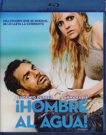 Hombre Al Agua Eugenio Derbez Pelicula Blu-ray