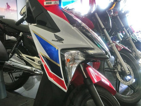 Honda Elite125 Tricolor Mejor Contado Honda Redbikes