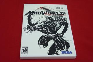 * Longaniza Games * Wii - Wii U Madworld - Español