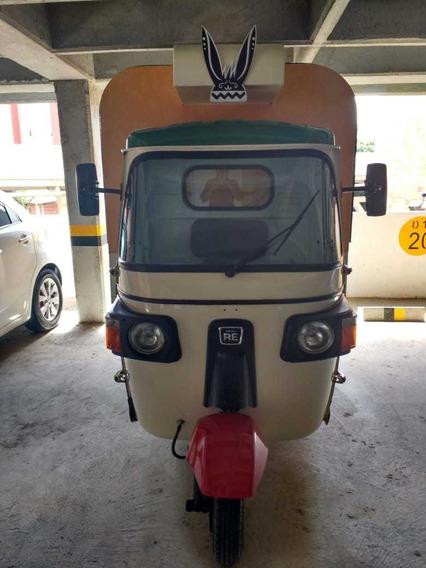 Motocarro Bajaj Restutante Comidas Rapidas Excelente Estado