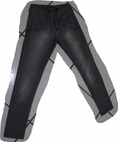 Calça Jeans Feminina Ozoone - Nº 34