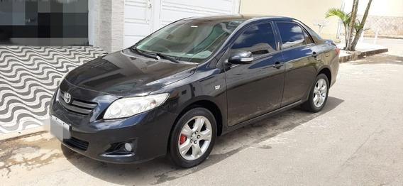 Toyota Corolla Xei 2009 Impecavel Pneus Novos Revisado