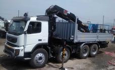 Grua Camion Alquiler - Servicio De Izaje Gruas Montacargas