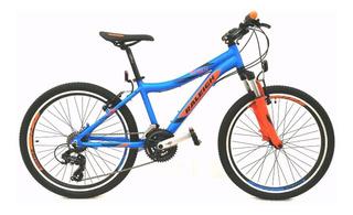 Bicicleta Raleigh Scout Rodado 24 Aluminio Suspens. Gm Store
