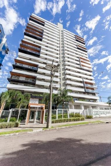 Apartamento Em Petrópolis Com 1 Dormitório - Rg6116