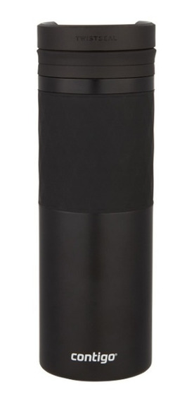 Termo 16 Oz Acero Inoxid Twistseal Interior Ceramica Contigo