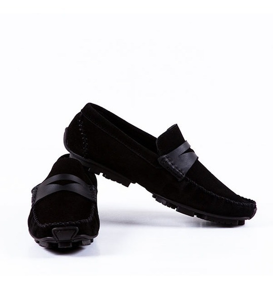 Zapato Hombre Mocasin Bottier Cuero Colores Varios