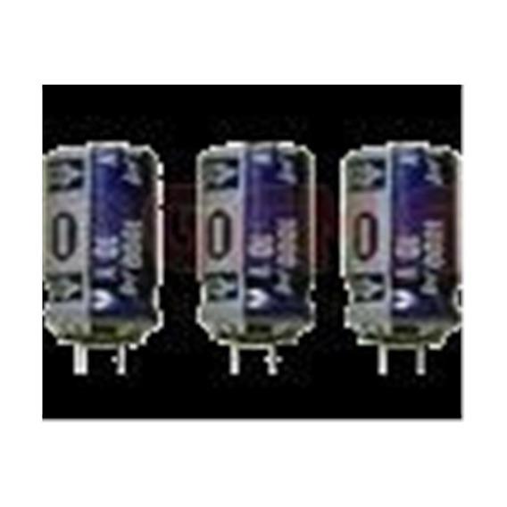 Capacitor Electrolitico Radial 1000uf X 35v 12x25mm. E1000x3