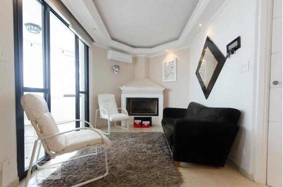Apartamento No 6º Andar Mobiliado Com 4 Dormitórios E 3 Garagens - Id: 892791251 - 91251