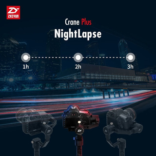 Zhiyun Tech Crane Plus Estabilizador Dslr Cuota - Inteldeals