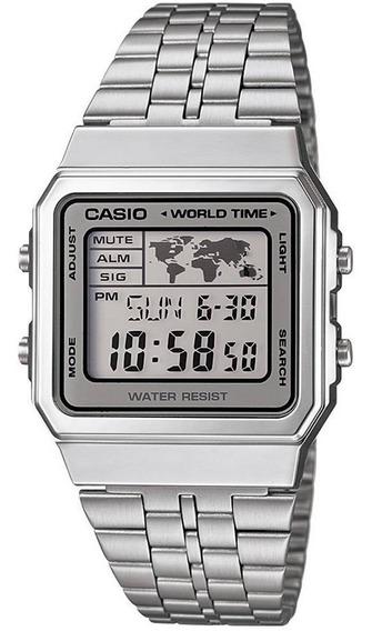 Relógio Casio Vintage A500wa - Original + Frete Grátis