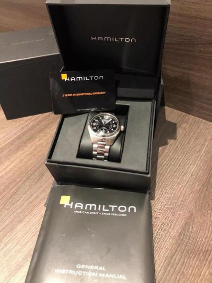 Relógio Hamilton Day Date