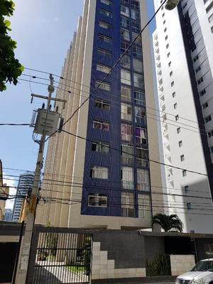 Apartamento Com 4 Dormitórios À Venda, 144 M² Por R$ 730.000 - Boa Viagem - Recife/pe - Ap1432