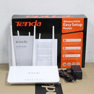 Router Tenda F3 Alto Desempeño 3 Antenas
