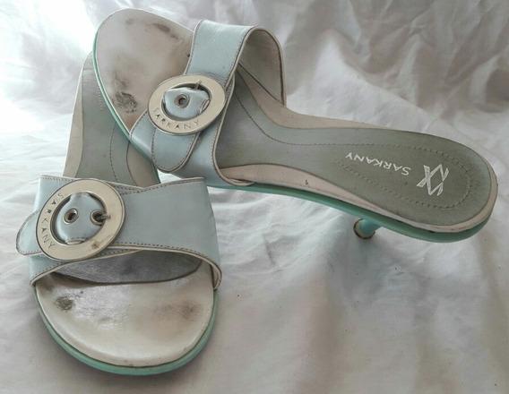 Zapatos Sandalia Ricky Sarkany N 37