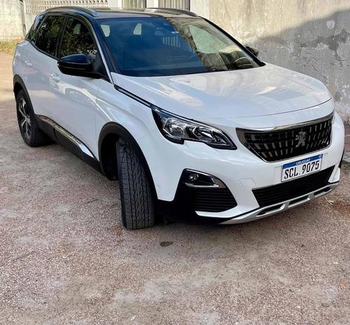 Peugeot 3008 1.6  163cv 2018 Unico Dueño Descuenta Iva