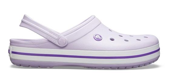 Crocs Originales Crocband Lavander Purple Lila Mujer Hombre