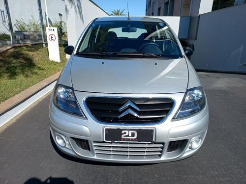 Imagem 1 de 8 de Citroën C3 2012 1.4 8v Glx Flex 5p