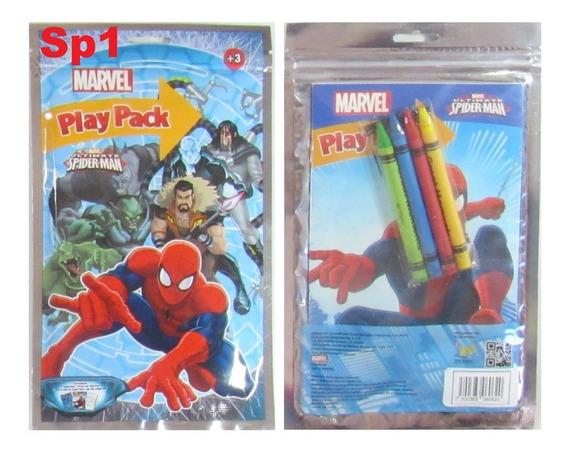 Libros Para Colorear Spiderman En Mercado Libre México