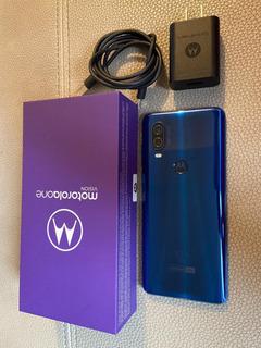 Celular Motorola One Vision