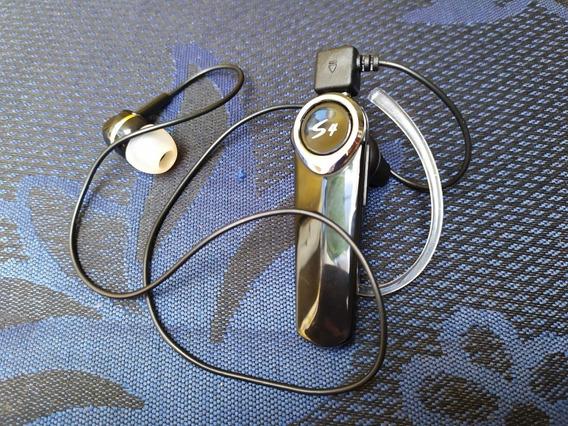 Fone De Ouvido Bluetooth Sem Fio S4 - Concerto Na Carga
