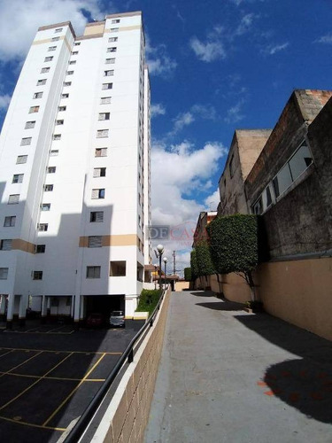 Imagem 1 de 20 de Apartamento Com 2 Dormitórios À Venda, 58 M² Por R$ 276.000,00 - Vila Carmosina - São Paulo/sp - Ap5519