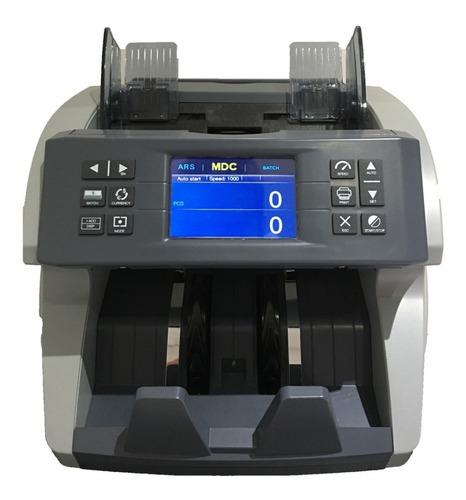 Contadora De Billetes Máquina Clasificadora Detector Falsos