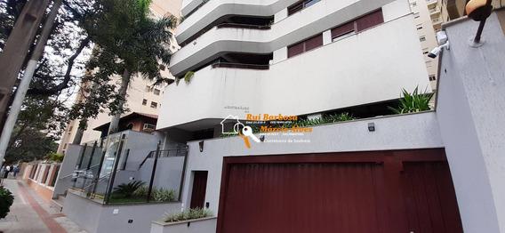 Apto. Ed. Mediterrâneo Com 3 Dormitórios À Venda, 227 M² Por R$ 800.000 - Centro - Londrina/pr - Ap0053
