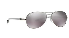 Fiber Rb Ray Carbon Ban 8301 Gafas 00831 Silver Mirror Polar vNnm80w