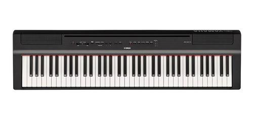 Piano Digital Yamaha P121 Igual P125 73 Teclas Pedal Fuente