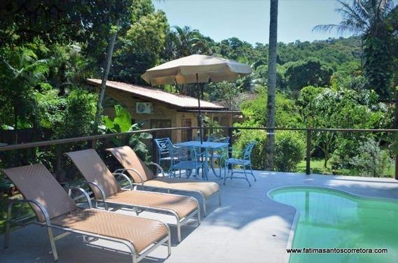 Casa Para Venda, 1 Dormitórios, Cocaia - Ilhabela - 267