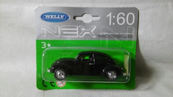 Volkswagen. Beetle Welly Escala 1/60