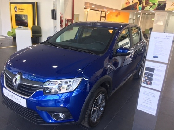 Autos Renault Sandero Intens Cvt 1.6 2020 No Gol Onix V