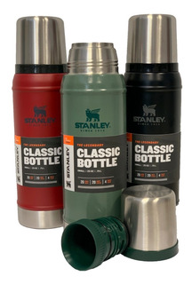 Termo Stanley Classic Bottel 750ml Frio/calor Pico Cebador