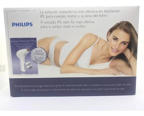 Depiladora Definitiva Luz Philips Lumea
